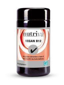 NUTRIVA VEGAN B12 Compresse