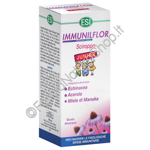 ESI - Immunilflor Junior Syrup