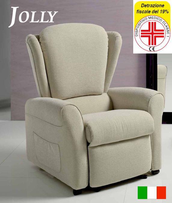 Poltrone elettriche, poltrone mobili, sedie elettriche per anziani ...
