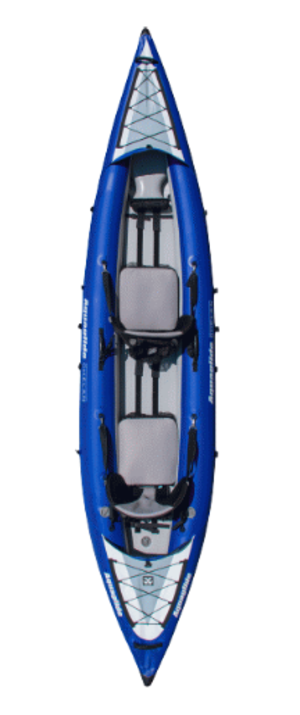 KAYAK Gonfiabile CHELAN HB TWO di Aquaglide  Offerta di Mondo Nautica 24
