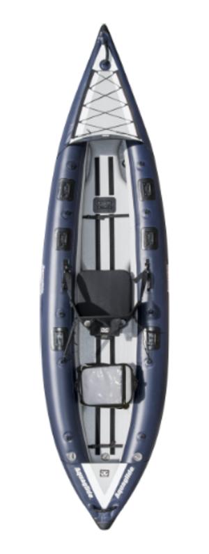 KAYAK Gonfiabile BLAKFOOT HB ANGLER XL di Aquaglide  Offerta di Mondo Nautica 24