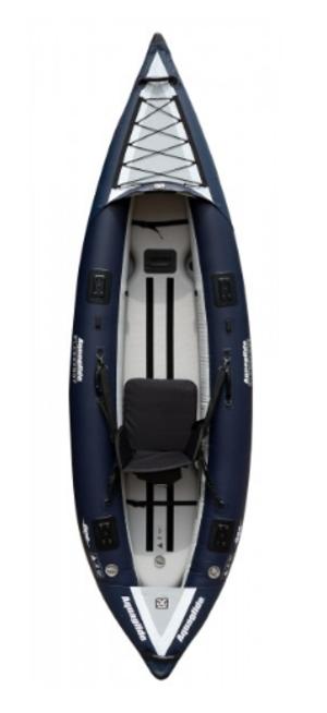 KAYAK Gonfiabile BLAKFOOT HB ANGLER SL di Aquaglide  Offerta di Mondo Nautica 24