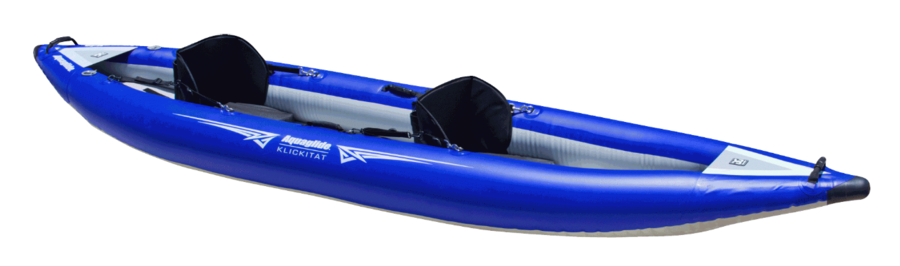 KAYAK Gonfiabile KLICKITAT HB TWO di Aquaglide  Offerta di Mondo Nautica 24