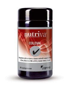 NUTRIVA COLEVAL Compresse