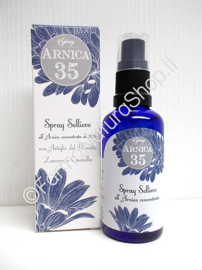 ARNICA 35 Spray Sollievo all'Arnica 35%