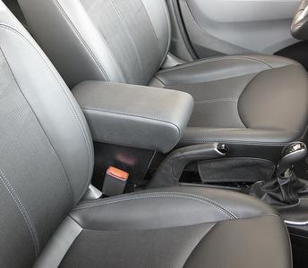 Accoudoir avec porte-objet pour Opel Karl