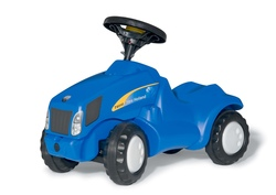 Primi passi New Holland T6010 - 13 208 9