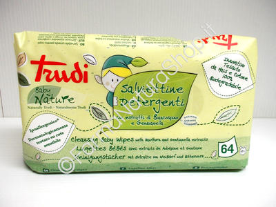 Copia di TRUDY Baby Care - Cleansing Wipes with Flower Nectar