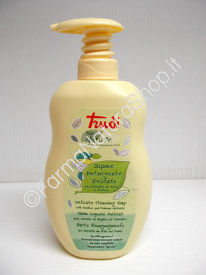Copia di TRUDY Baby Care - Bath Milk with orange flower honey 500 ml.
