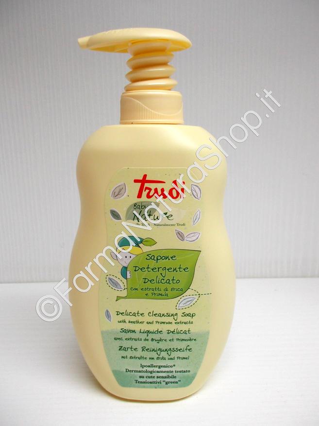 Copia di TRUDY Baby Care - Bath Milk with orange flower honey 500 ml.