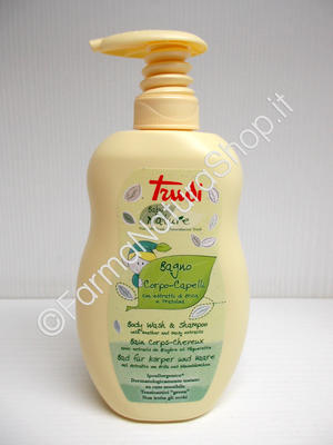 Copia di Copia di TRUDY Baby Care - Bath Milk with orange flower honey 500 ml.