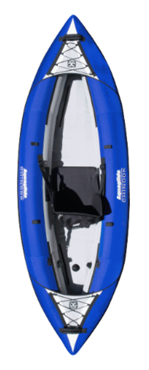 KAYAK Gonfiabile CHINOOK XP ONE di Aquaglide  Offerta di Mondo Nautica 24
