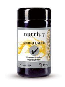 NUTRIVA NUTRI-BROMELIN Compresse