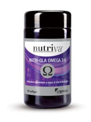 NUTRIVA NUTRI-GLA OMEGA 3-6 Capsule Softgel