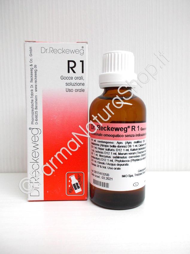 DR. RECKEWEG R1 Gocce