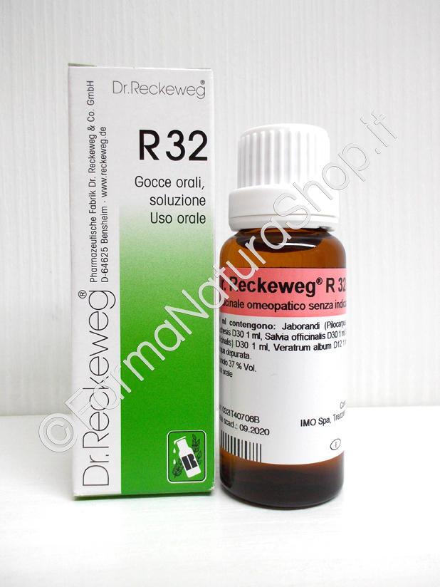 DR. RECKEWEG R32 Gocce