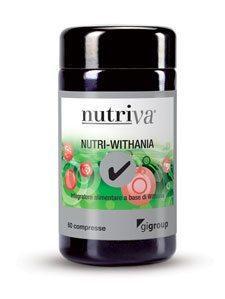 NUTRIVA NUTRI-WITHANIA Compresse