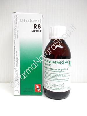 DR. RECKEWEG R8 Sciroppo