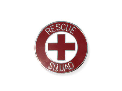 PIN RESCUE SQUAD