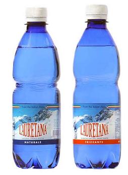 Acqua lauretana 0,5lt x 12 bott.