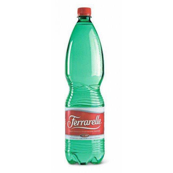 Acqua Ferrarelle 1,5lt x 6 bott.