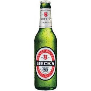 Birra Beck's 0,33lt x 24 bott.