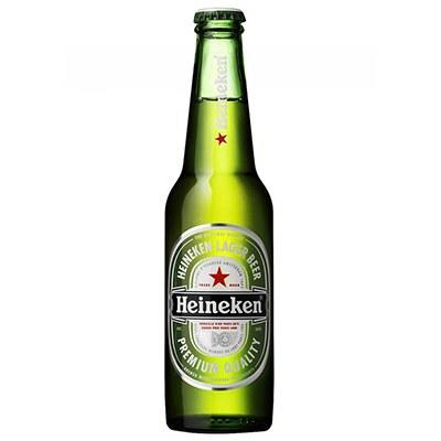 Birra Heineken 0,33lt x 24 bott.