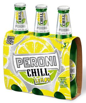 Birra Peroni Lemon 0,33lt x 24 bott.