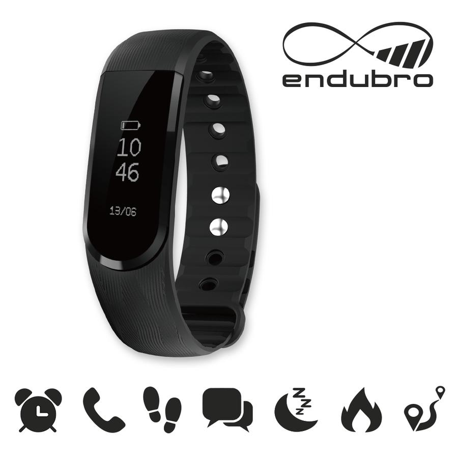 ENDUBRO  ID101 FITNESS TRACKER / BRACCIALETTO FITNESS / SMARTWATCH PER ANDROID E IOS