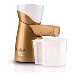 Estrattore di olio FRANTOIL Il tuo frantoio in casa per produrre i tuoi oli gustosi e salutari Estrattore Siqur Salute FRANTOIL GOLD ORO
