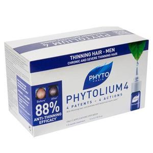 PHYTO Phytolium 4 - Fiale Caduta Capelli Uomo