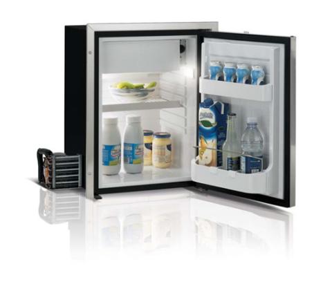 Frigorifero in acciaio inox C42LX (unità refrigerante esterna) di Vitrifrigo - Offerta di Mondo Nautica  24