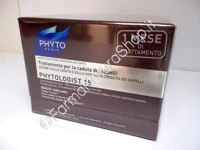 PHYTO Phytologist 15 Fiale Anticaduta
