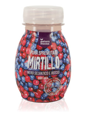 Mirtillo 0,125 lt x 3 pz
