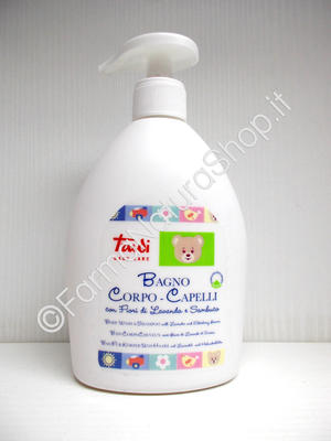 Copia di Copia di Copia di TRUDY Baby Care - Bath Milk with orange flower honey 500 ml.