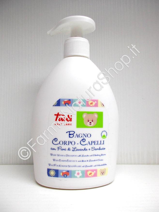 Copia di Copia di Copia di TRUDY Baby Care - Bath Milk with orange flower honey 500 ml.