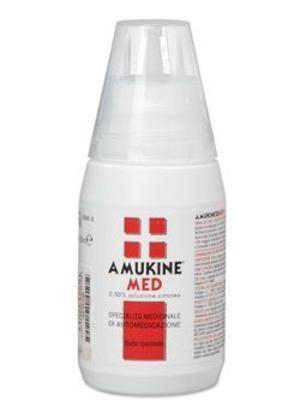 AMUKINE MED 0,05% Soluzione Cutanea