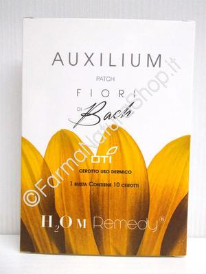 AUXILIUM Patch - Fiori di Bach - 10 Cerotti
