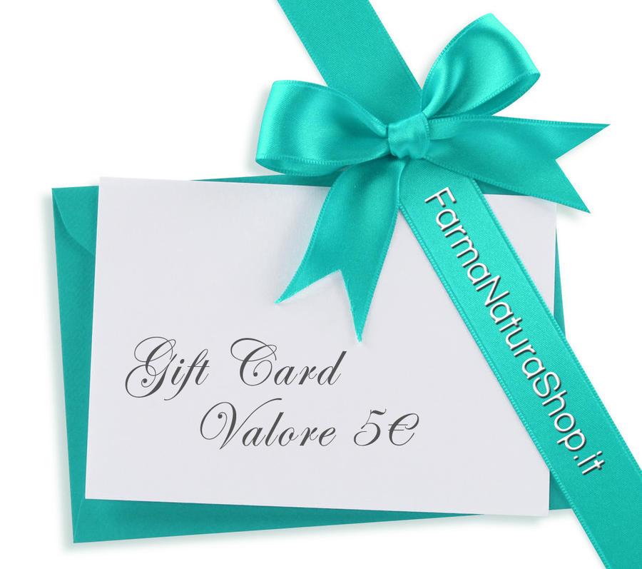 GIFT CARD - CARTA REGALO 5€