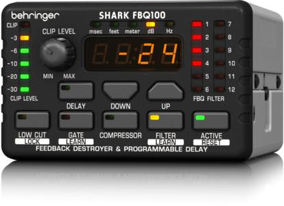 Behringer FBQ100 - SHARK