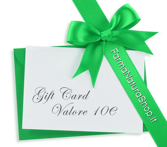 GIFT CARD - CARTA REGALO 10€