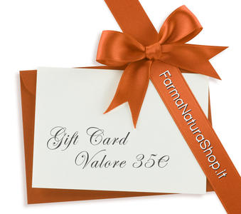 GIFT CARD - CARTA REGALO 35€