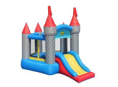 Giostra gioco salti castello salterello per bambini gonfiabile Happy Hop PENTAGONO gonfiabile 9018N