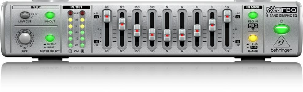 Behringer FBQ800