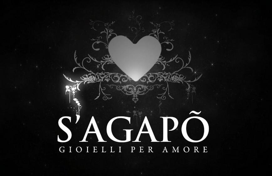 sha25 Charm donna Gioielli S'Agapò