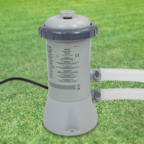 La pompa filtro intex 28604 la soluzione pratica ed for Piscine fuori terra piccole dimensioni