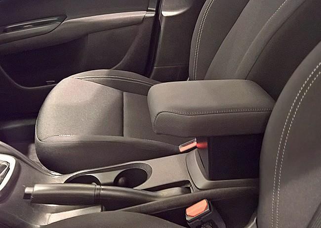 Bracciolo regolabile con portaoggetti per Fiat Tipo (dal 2015)
