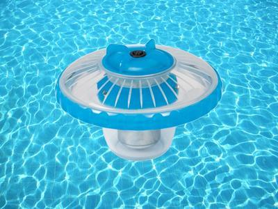 luce lampada galleggiante per piscina piscina piscine fuori terra INTEX 28690 UNIVERSALE RICARICABILE