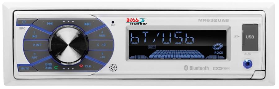 Radio Boss MR-632 UAB di BOSS MARINE - Offerta di Mondo Nautica  24