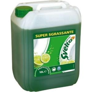 Svelto professional piatti 10 lt.limone sgrassante